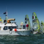 ISAF SAILING WORLD CUP MIAMI 2015 49er Start